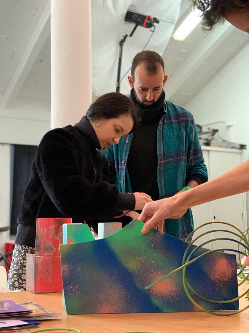 Dirección de Arte Intuitiva, curso inspiracional